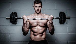 Erhöhtes Muskelvolumen