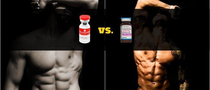 Peptide oder Steroide